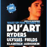 Moment´s  Club @ Wake up for Techno IV (with Du´art) 05-12-2014