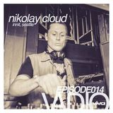 VADIO 014 :: Nikolay Cloud Live DJ Set @ THIS!