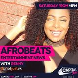 Afrobeats on Capital XTRA - Sat 13th May 2017: Afrobeats news with Renny