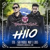 Podcast 076: HIIO - Live @ Tomorrowland Brasil