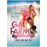ANDREW FRESH-GELLY-KAYANN FUNTASTIC PROMO MIX GAL FARM JUNE 2nd