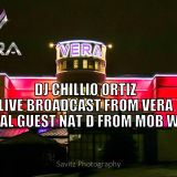 LIVE FROM VERA NIGHTCLUB WITH SPECIAL GUEST NATALIE D FROM MOB WIVES (3.19.16)