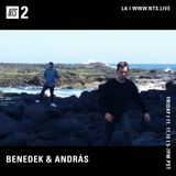 Cafe Bené w/ Benedek & Andras - 11th November 2016