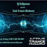 Dj Hellyanna - Tech Trance Madness Episode 3