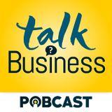 Talk Business Ep 01 : David Apple from Typeform & Alexander Gleissman from Pure Evolution