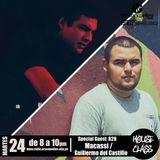 House Class Radio Show con Guillermo Del Castillo b2b Christian Macassi