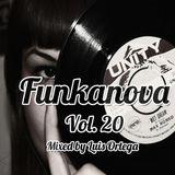 Funkanova Vol. 20  Mix By Luis Ortega