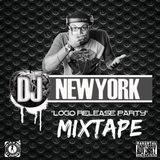 "DJ NewYork ""Logo Release Party"" Mixtape"