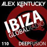 110.DEEPFUSION @ IBIZAGLOBALRADIO (Alex Kentucky) 19/12/17