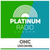 OMC / Saturday 20th Feb 2016 @ 8pm - Recorded Live on PRLlive.com