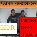 FLASH MIX - DIOGO D. RADIOSHOW - 2 MAI 2015