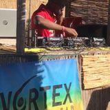 Scholar Tee @ Vortex Beach Bar - Tisno, Croatia 14.08.2017