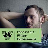 UV Podcast 011 – Philipp Demankowski