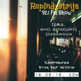 RepIndustrija Show 92.1 fm / br. 55 Tema: Who represents Scandinavia