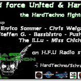 pUsHiXx @ HFU & Hard Destruction pres. The HardTechno Fighter (30.04.2016)