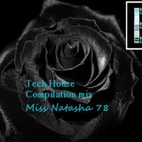 More Bass Tech House Mix. May.17.2016 Miss Natasha 78