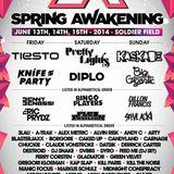 Big Gigantic - Spring Awakening Music Festival 2014 - Day 3 Main Stage 2