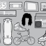 R-evoluciòn Rock 1985 - puntata 17/07/2014- Radio Il Barrio