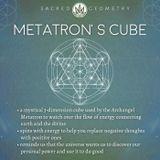 METATRON - K.A.R.M.A - Tony Jimenez ::: Sacred Geometry Vol. 13