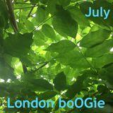 London bOOgie - Sunday 15th July 2018
