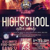 DJ Cason High School After Party Vol 1