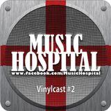 Music Hospital Vinylcast #2 März 2016 Mix by Tom Hemstar
