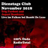 Dienstags Club November 2018 Teil 1