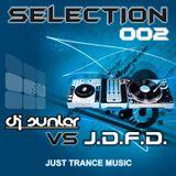 DJ SUNLER vs J.D.F.D. - Selection 002 (Trance Music: Full Continuous DJ Mix)