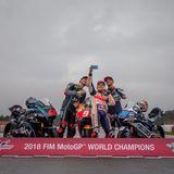 Der MotoGP Podcast aus Valencia 2018
