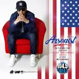DJ Arsonist - The Beat 104.5 4th of July Independence Day Mix 2017
