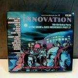 Dj Hype, Mc Eksman, Mc Raw @Innovation 9th Birthday 2003