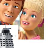 Ken and Barbie go Raving ( Dalek Mix )