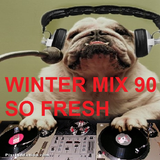 Winter Mix 90 - Podcast 14+15 (Double the Mix Double the Fun)