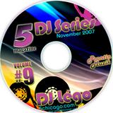 DJ Lego - 5 Magazine DJ Series Volume 9