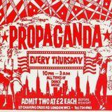 Bang/Propaganda at Busbys - circa 1990 Tape 2