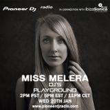 Miss Melera - Pioneer DJ's Playground