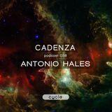 Cadenza   Podcast  038 Antonio Hales (Cycle)