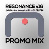 Resonance v16 - Promo Mix