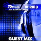 Raditze & Fummel feat. Christian Ohrens - Mixtape 10-2013
