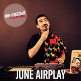 Milk'n'Chocolate's June 2015 Airplay