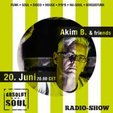 Absolut Soul Show /// 20.06.18 on SOULPOWERfm