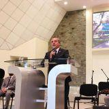 Predicación 22 de diciembre 2018 - Pr. Mauricio Comte