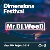 Dimensions Vinyl Mix Project 2016: Mrdjweed