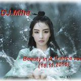 DJ.Miha - Beauty In A Trance vol.5 (18.11.2016)