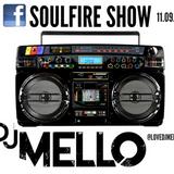 SOULFIRE SHOW 110916 PT1 HIPHOP RNB GOSPEL @LoveDJMello