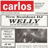 Live at Carlos II - 1993 #4