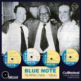 Blue Note 78rpm (1945 – 1954)