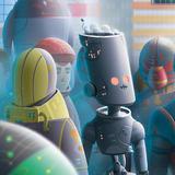 ILMX010 Domo Arigato, Mr Roboto