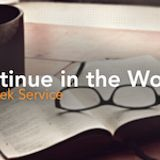 Continue: The Word of God