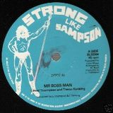 Strong Like Sampson Vol 1 ( Linval Thompson Productions 1979 - 1982 )